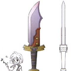 Concept artwork for the Dagger.