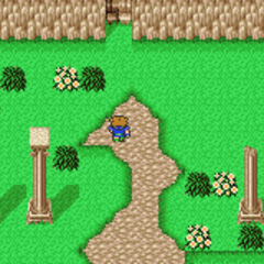 The ruins of Gohn (GBA).
