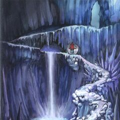 Artwork of Black Waltz 1 in Ice Cavern.