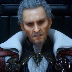 Iedolas conversando com Ravus antes de ele se transformar.