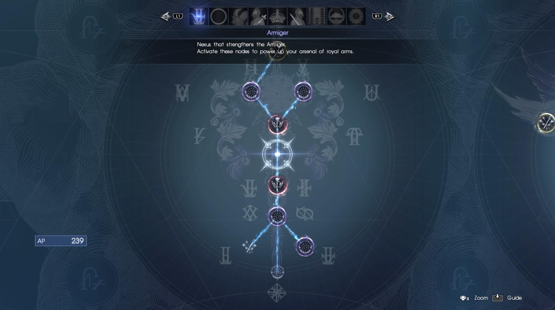 Nexus Fertigkeiten Guide Seite 2 Final Fantasy 13 Help