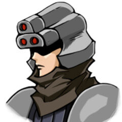 Shinra infantryman in <i>Before Crisis</i>.