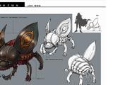 Bizarre Bug (Dirge of Cerberus)