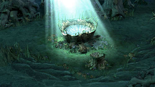 File:Evil Forest Fountain by Alberto Forero.jpg