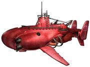 FFVII-Submarine