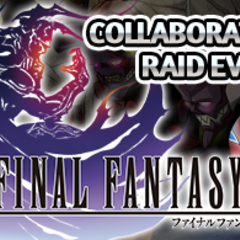 <i>Final Fantasy IV</i> Collaboration Raid Event.