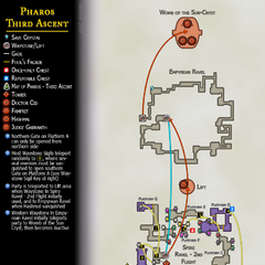 Pharos Third Ascent