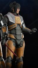 Ноктис Костюм Half-Life ФФ15