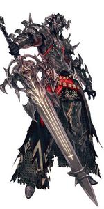 暗黒騎士 コンセプトアート