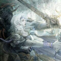 Arte por Airi Yoshioka.