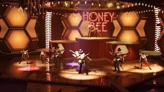 Cloud's Honeybee Inn makeover from FINAL FANTASY VII REMAKE