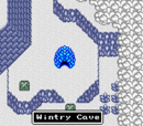 Wintry Cave