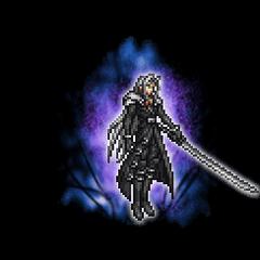 Ultimate+ & Ultimate++ Sephiroth.