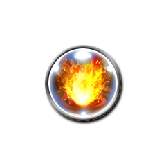 Icon for あばれる・炎.
