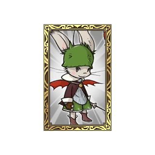 Moogle Animist portrait in <i><a href=