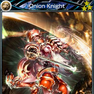 Onion Knight's ability card.