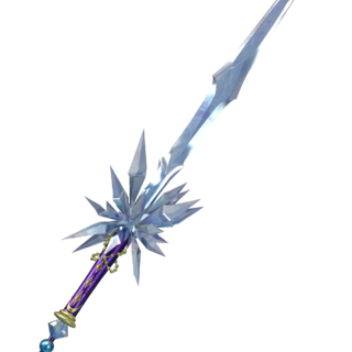 Crystal Sword.
