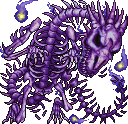 FF4PSP Bone Dragon Purple