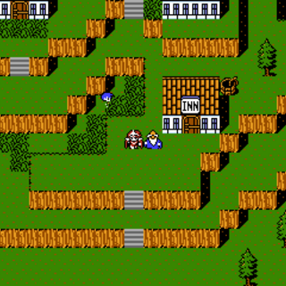 Village of the Ancients (NES).