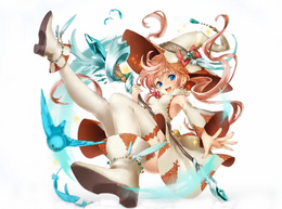 FFLII Wind Witch Artwork