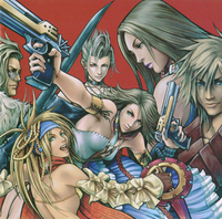 FFX-2 OST Front