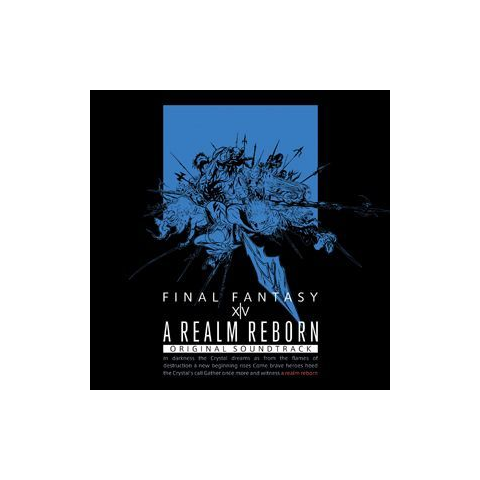 <i>Final Fantasy XIV: A Realm Reborn Original Soundtrack</i>