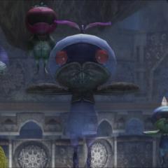 Mandragora ghosts.