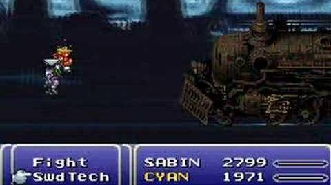 The Best Moment of Final Fantasy 6-0