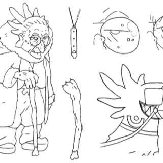 Chocobaba sketches
