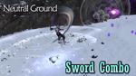 DFF2015 Sword Combo