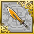FFAB Warrior's Sword SR