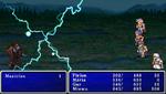 FFII PSP Thunder3 All
