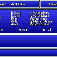 <i>Final Fantasy IV</i> (GBA).