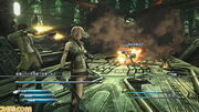 FFXIII-gameplay