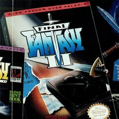 <i>Final Fantasy II: Dark Shadow Over Palakia</i><br />Nintendo Entertainment System<br />América do Norte, nunca lançado.
