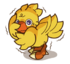 LINE Chocobo Sticker27