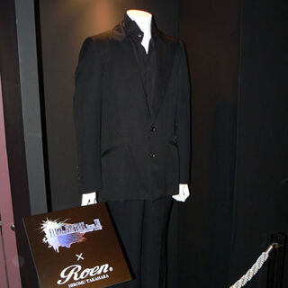 Noctis's formal wear at show at Square Enix DKΣ3713 Private Party at 2008.
