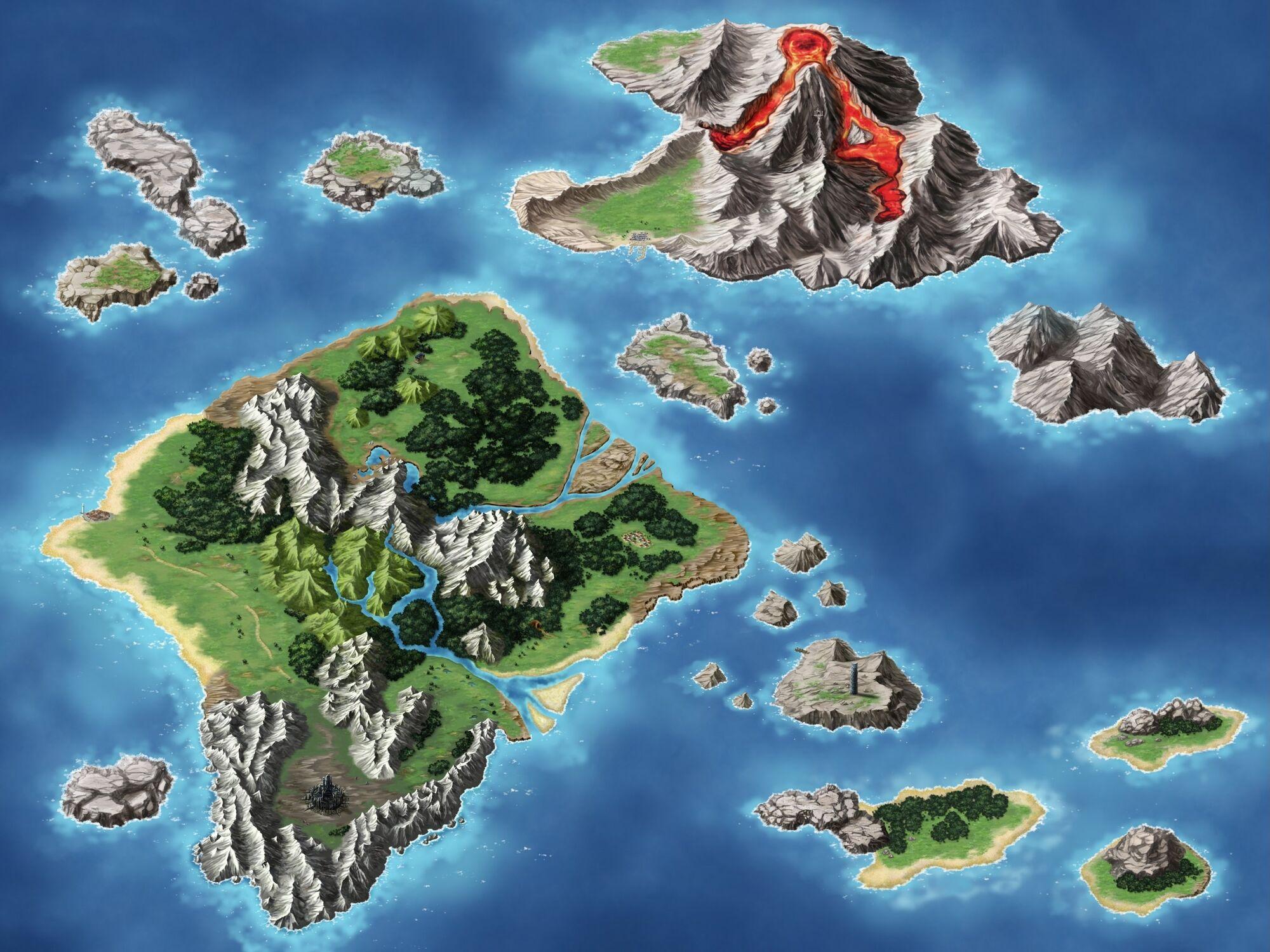 Grandshelt Isles Final Fantasy Wiki Fandom Powered By Wikia