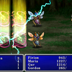 Thunder6 cast on the enemy party in <i><a href=