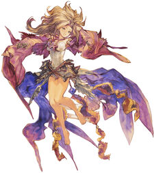 FFLTNS Goddess of Time Foron Artwork