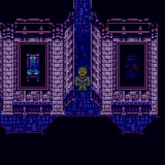 Basement of Owzer's Mansion (GBA).