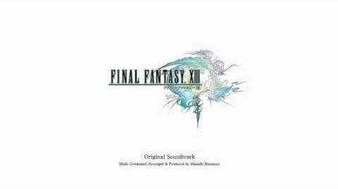 FINAL FANTASY XIII OST 1-02 - FINAL FANTASY XIII - The Promise