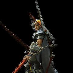 Firion em <i>Dissidia Final Fantasy</i>.