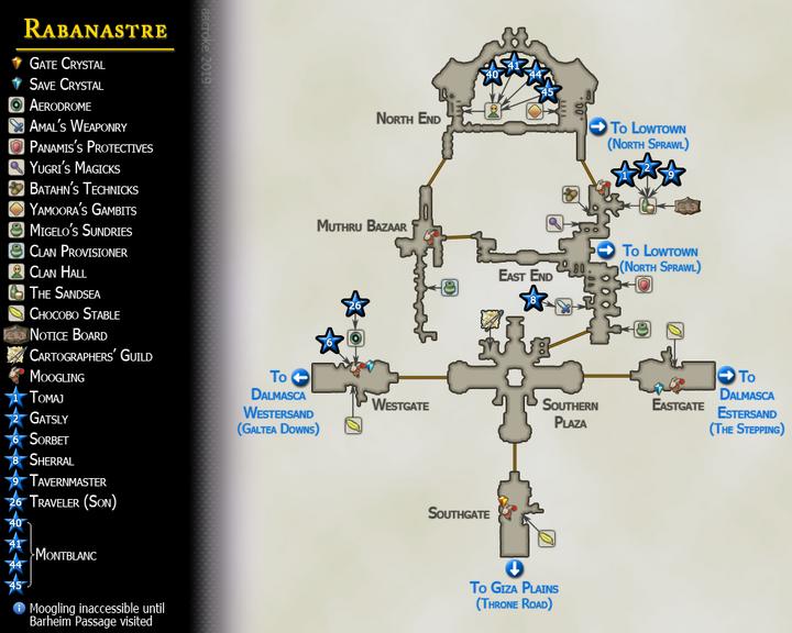 Map 36 Rabanastre