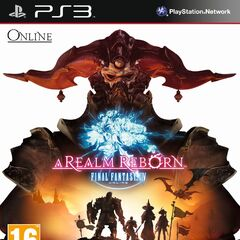 Обложка стандартного европейского издания для PS3.