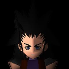 Полевая модель в <i>Final Fantasy VII</i>.