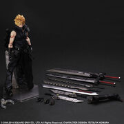 ACFFVII-Play-Arts-Kai-Cloud-Swords