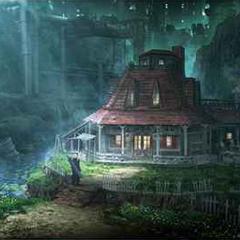 Aerith's House.