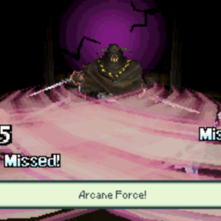 Arcane Force