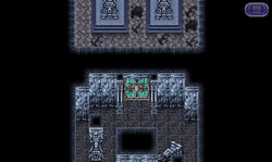 Castle of Bal Basement